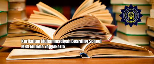 kurikulum muhammadiyah boarding school mbs muhiba yogyakarta